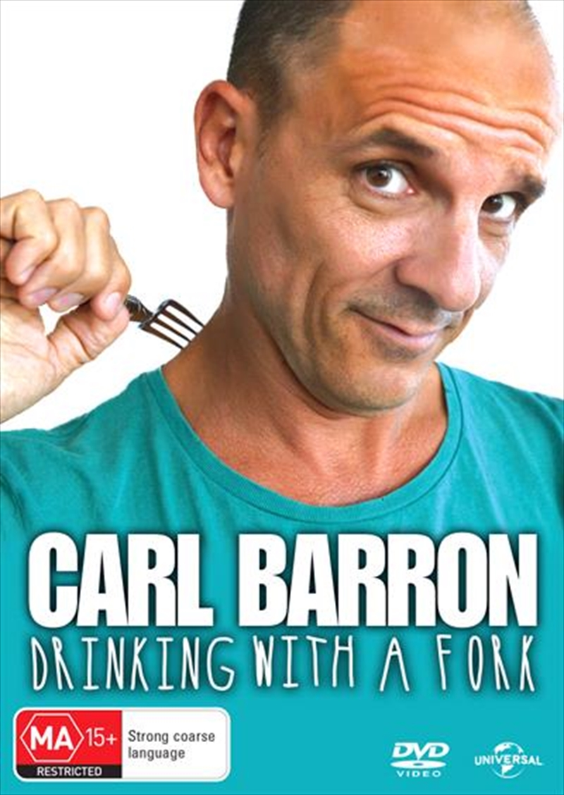 Carl Barron - Drinking With A Fork | DVD