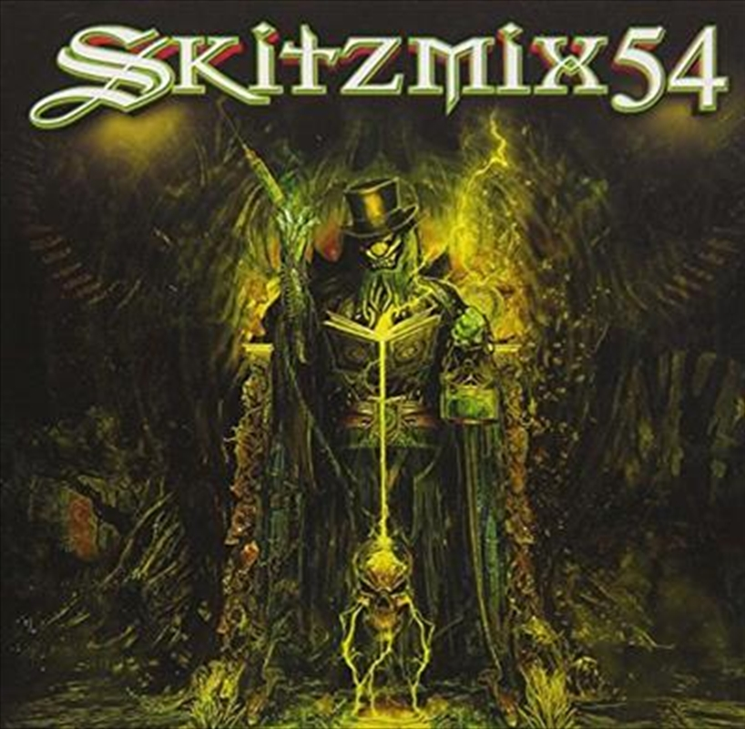 Skitz Mix 54   CD