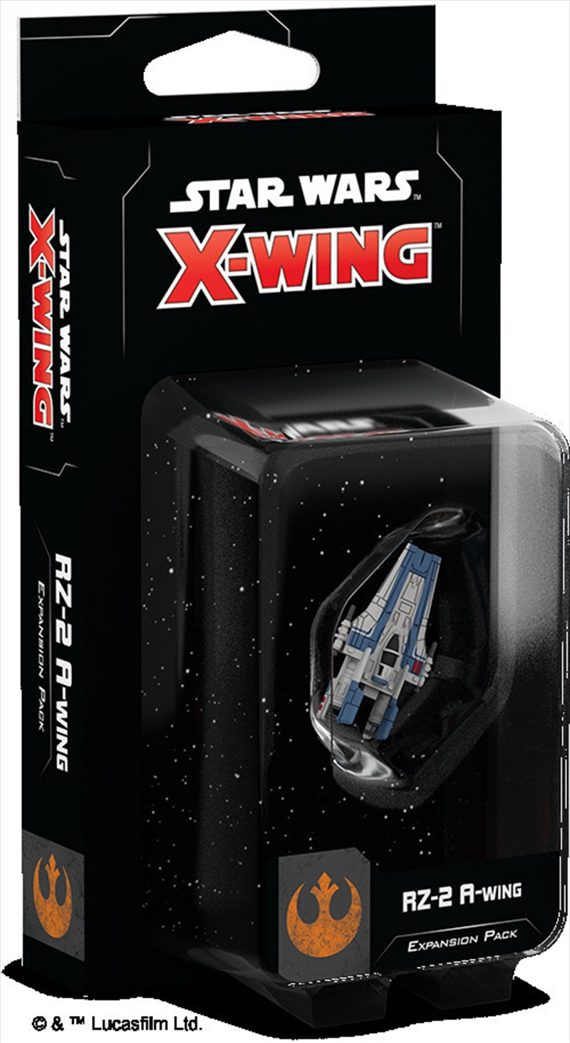 Star Wars X-Wing Miniatures Game - RZ-2 A-Wing Expansion Pack | Merchandise
