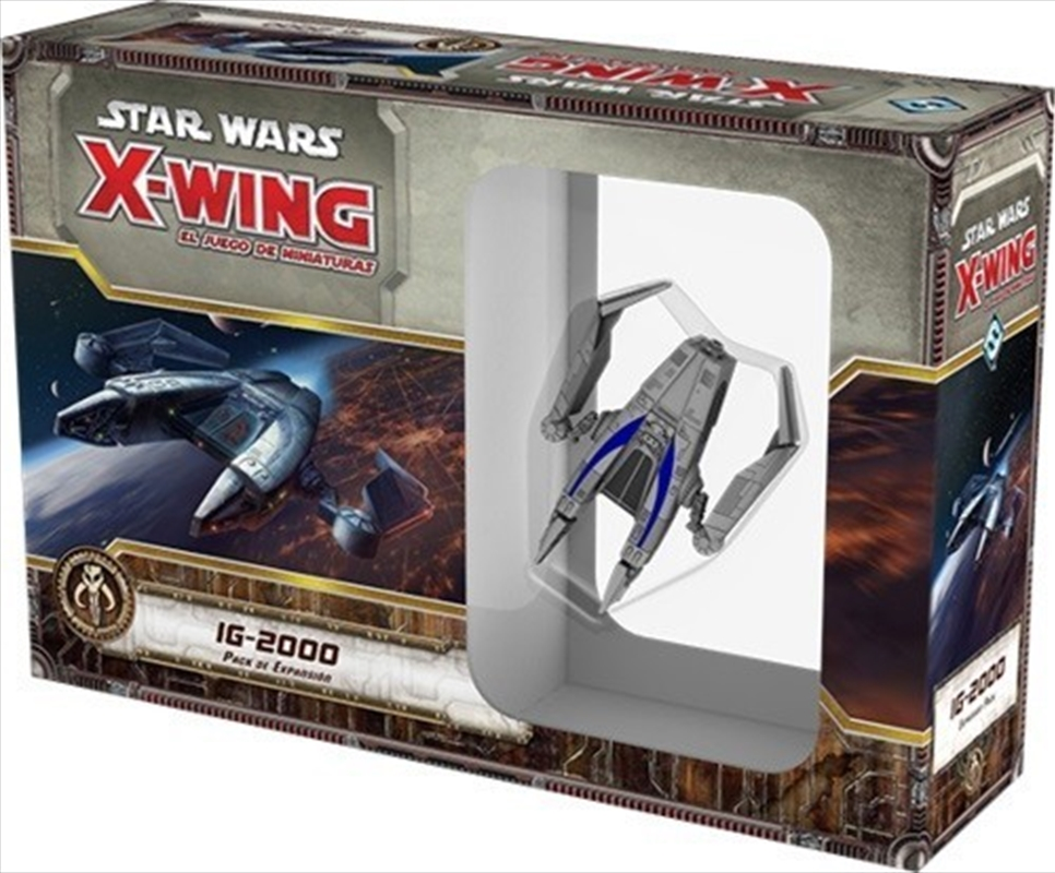 Star Wars X-Wing Miniatures Game: IG-2000 Expansion Packk | Merchandise