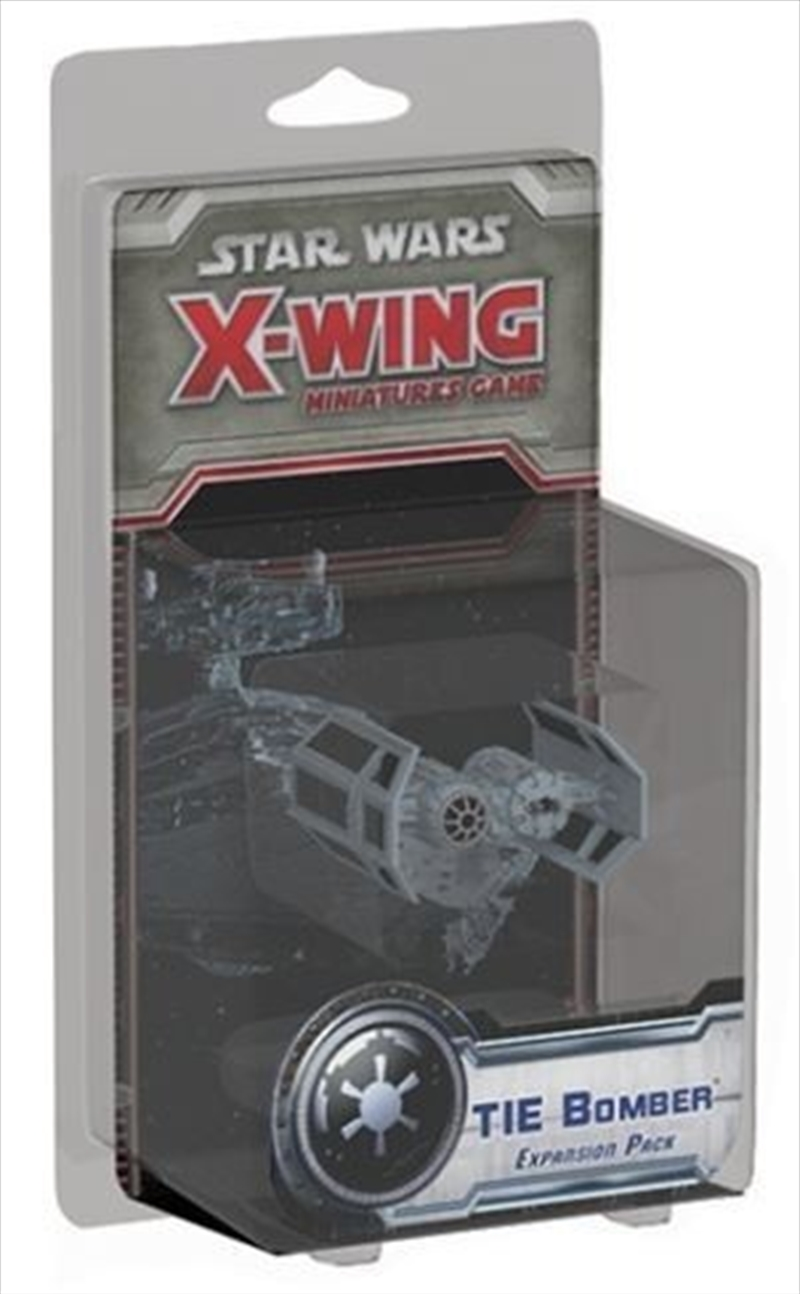 Star Wars X-Wing Miniatures Game: TIE Bomber Expansion Pack | Merchandise