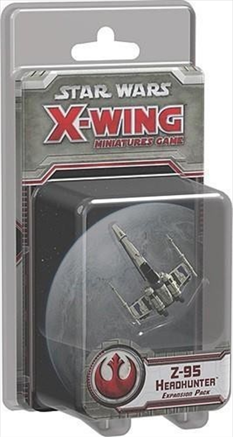Star Wars X-Wing Miniatures Game: Z-95 Headhunter Expansion Pack   Merchandise