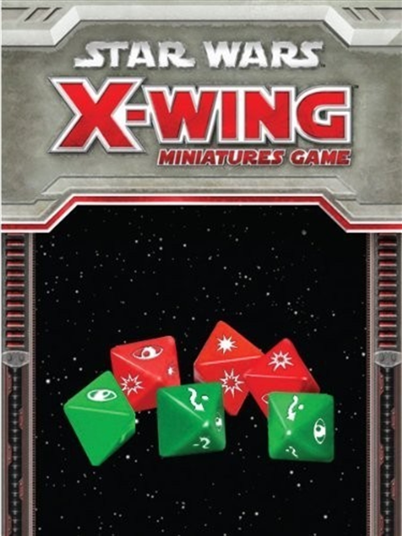 Star Wars X-Wing: Dice Pack | Merchandise