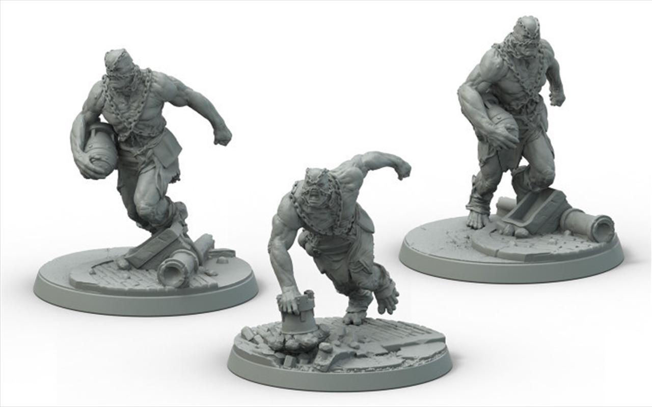 Fallout Wasteland Warfare Super Mutants Suiciders   Merchandise