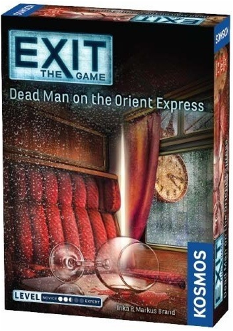 Exit the Game Dead Man on The Orient Express | Merchandise