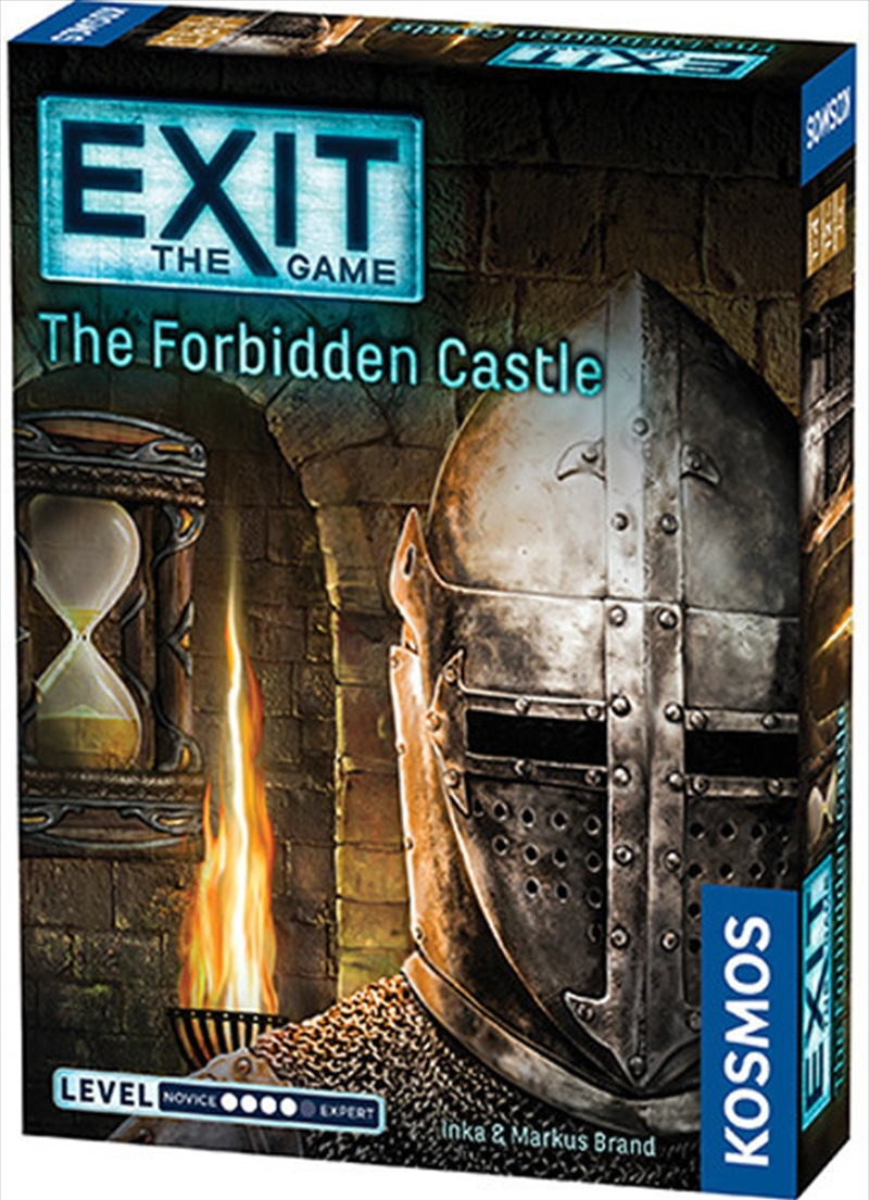 Exit the Game the Forbidden Castle | Merchandise