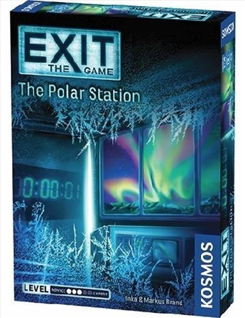 Exit the Game the Polar Station | Merchandise