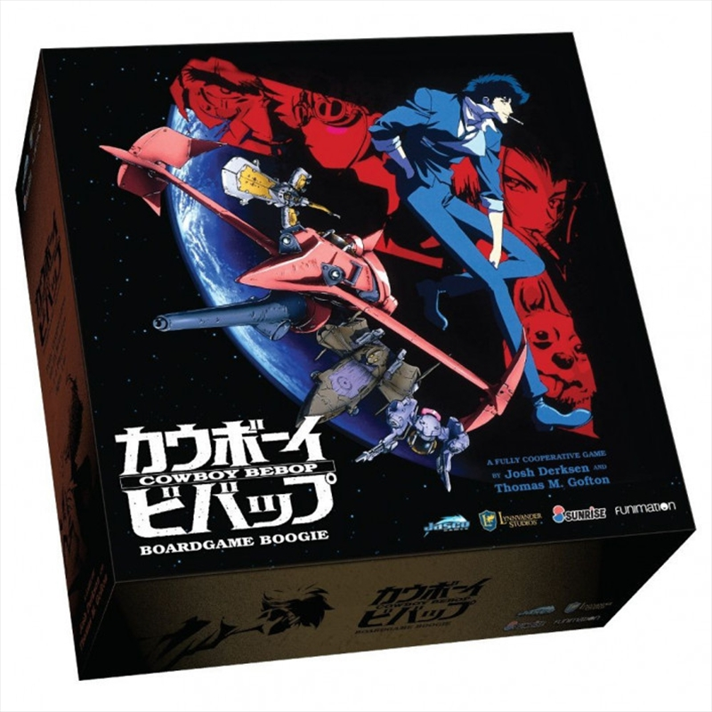 Cowboy Bebop Boardgame Boogie | Merchandise