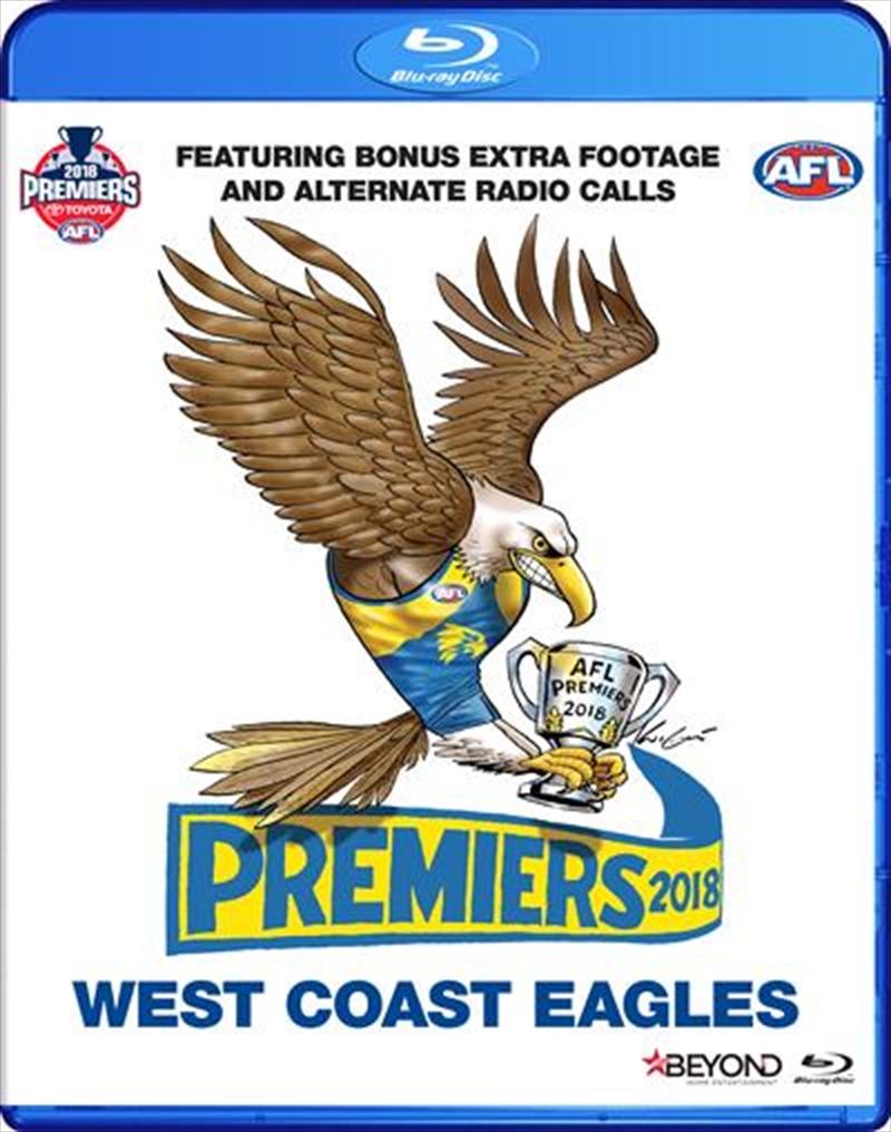 AFL - 2018 Premiers | Blu-ray