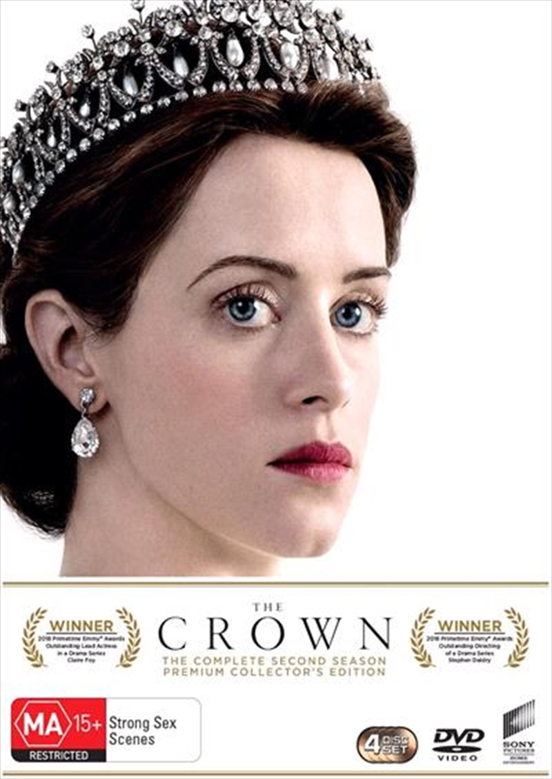 Crown - Season 2 | Special Packaging, The | DVD