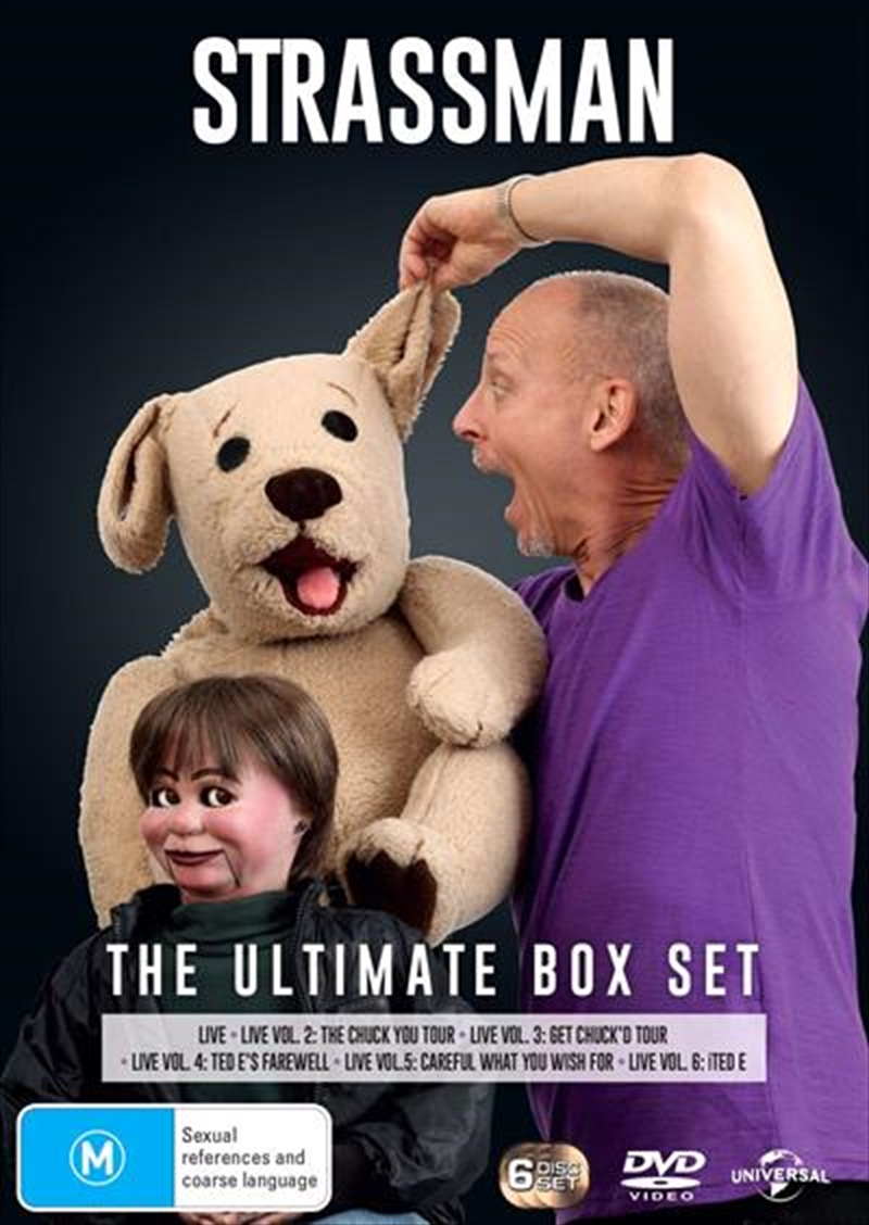 David Strassman - The Live Collection | DVD