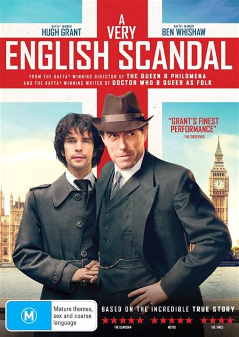 A Very English Scandal - Season 1 | DVD