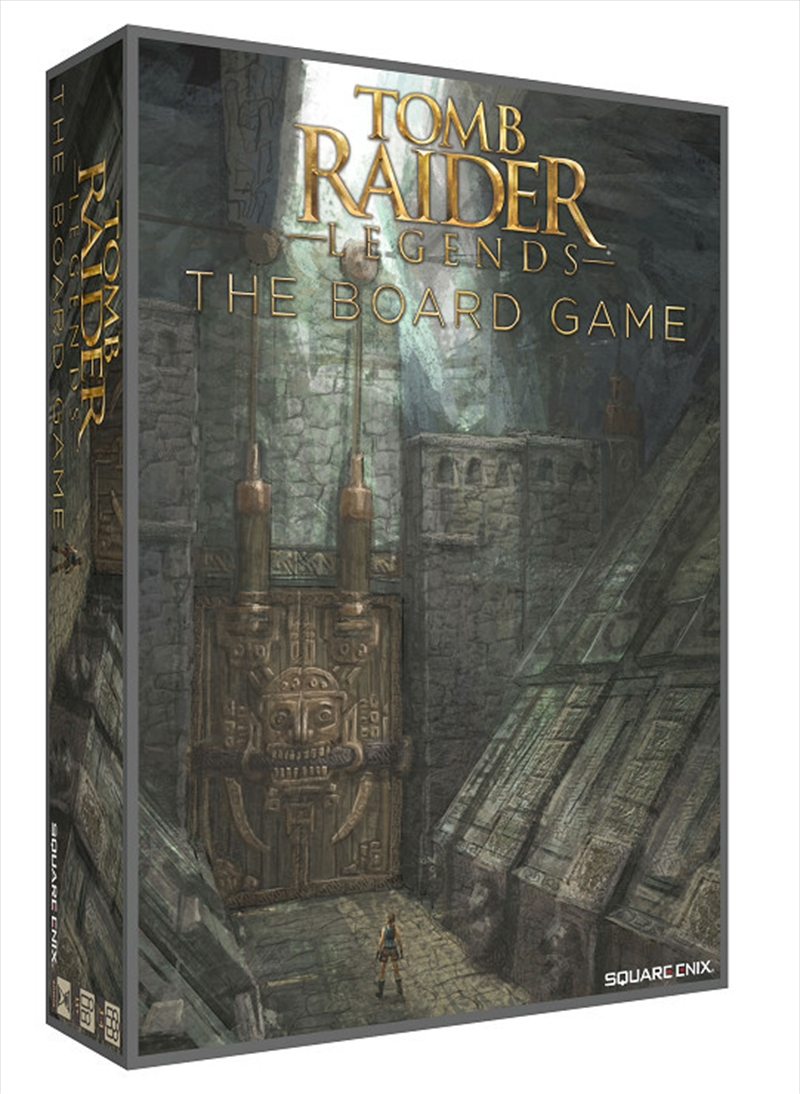 Tomb Raider Legends the Board Game | Merchandise