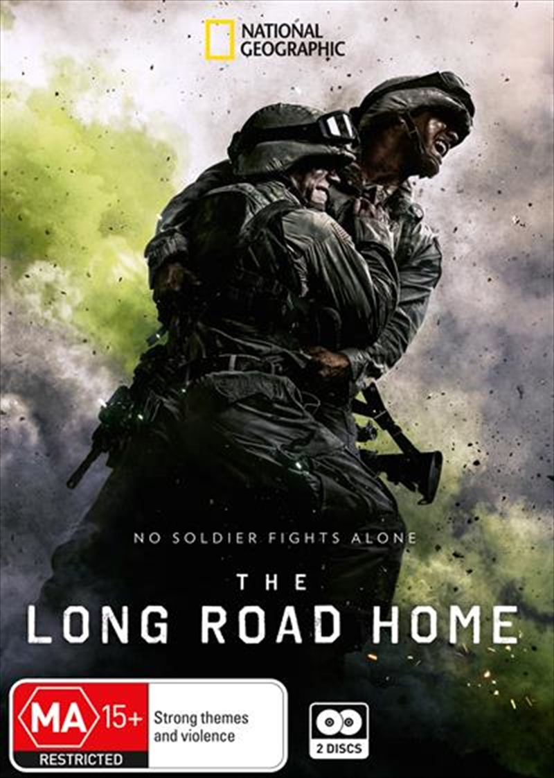 Long Road Home, The | DVD