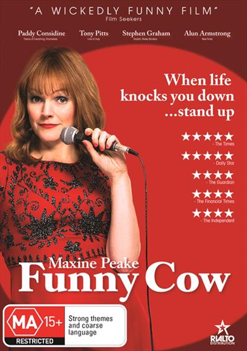 Funny Cow | DVD