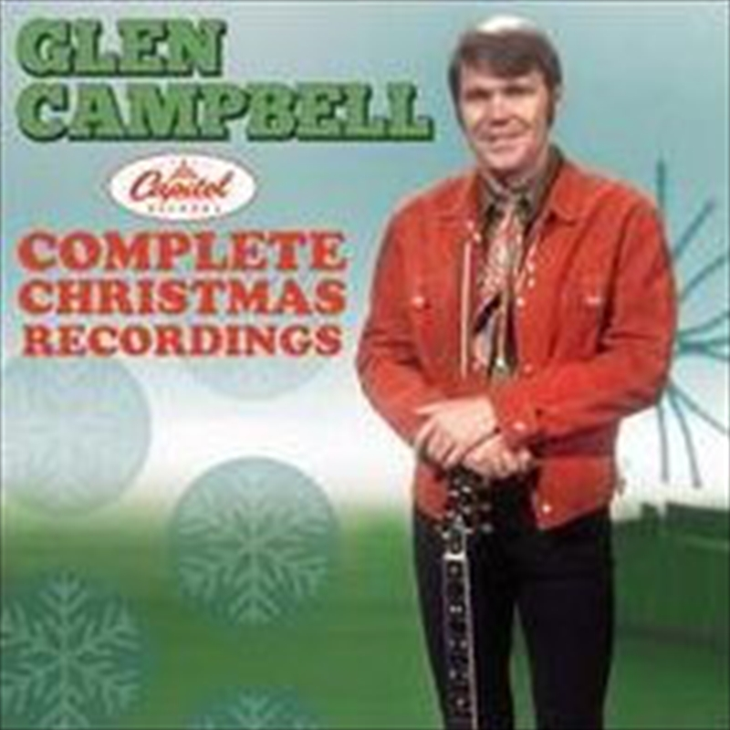 Complete Capitol Christmas Recordings | CD