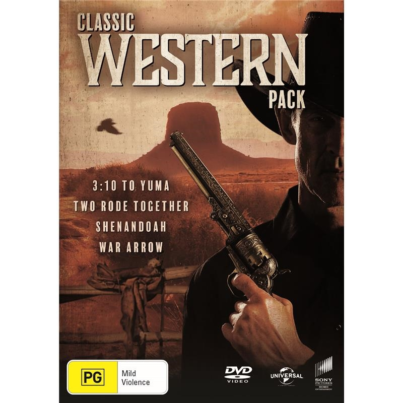 Classic Western Pack | DVD