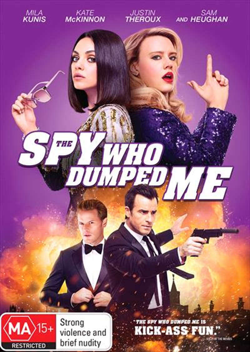 Spy Who Dumped Me, The | DVD