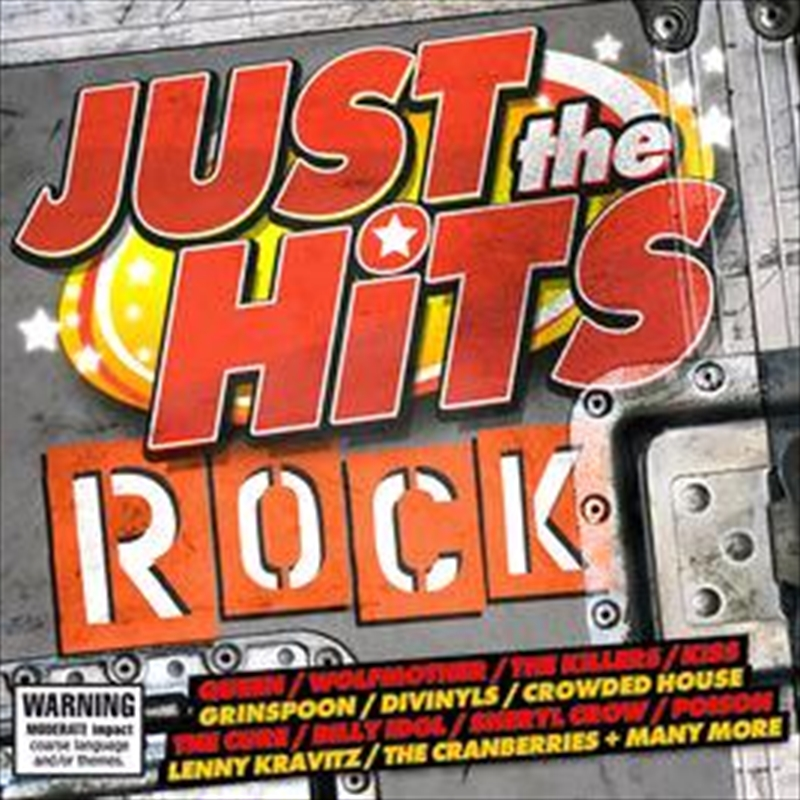 Just The Hits - Rock | CD