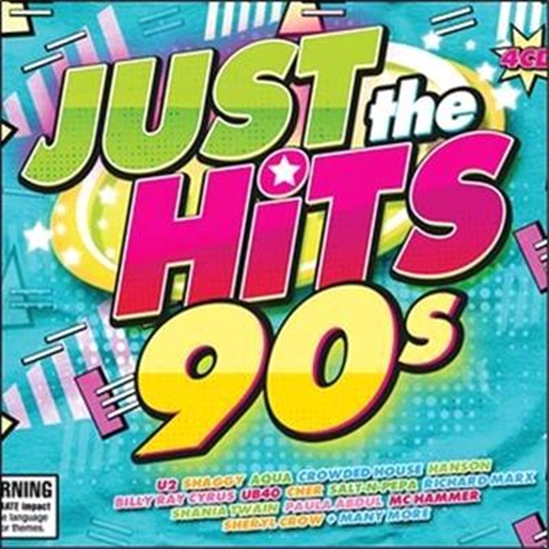 Just The Hits 90's | CD