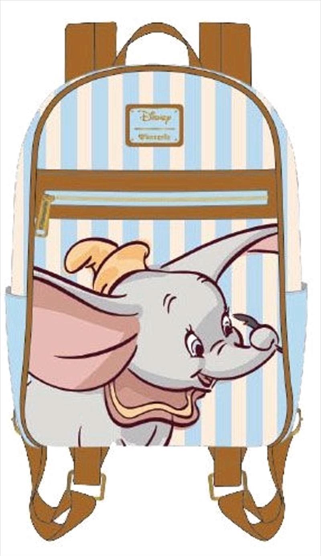 Dumbo - Dumbo with Stripes Mini Backpack | Apparel