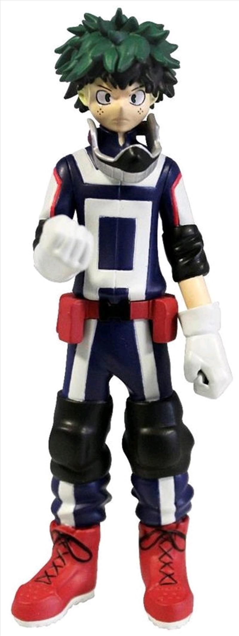 My Hero Academia - Izuku Midoriya (Deku) 1:10 Scale Action Figure | Merchandise