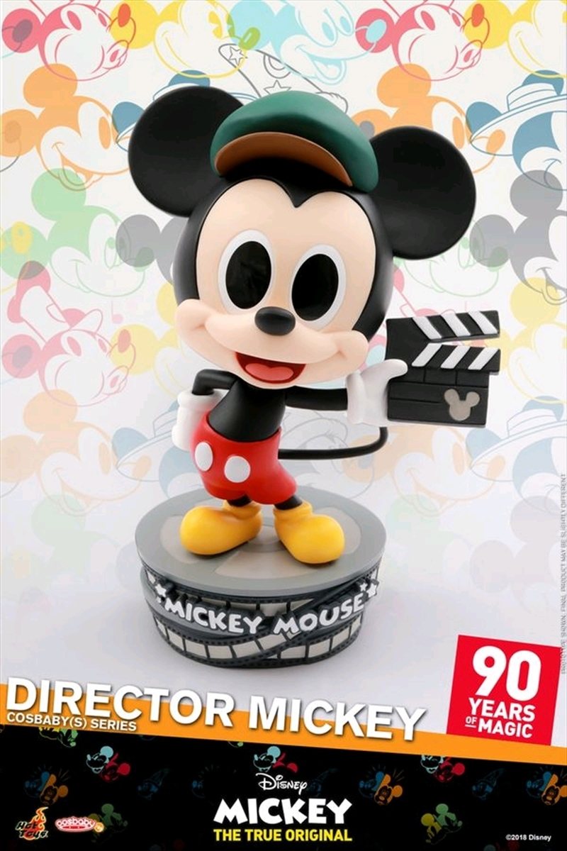 Mickey Mouse - 90th Director Mickey Cosbaby | Merchandise
