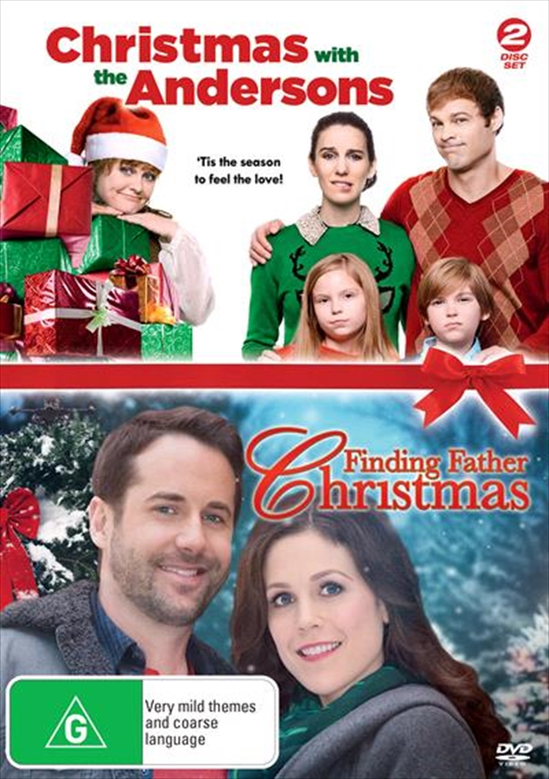 Christmas With The Andersons / Finding Father Christmas | DVD