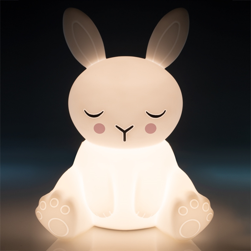 Lil Dreamers Bunny Soft Touch LED Light | Accessories