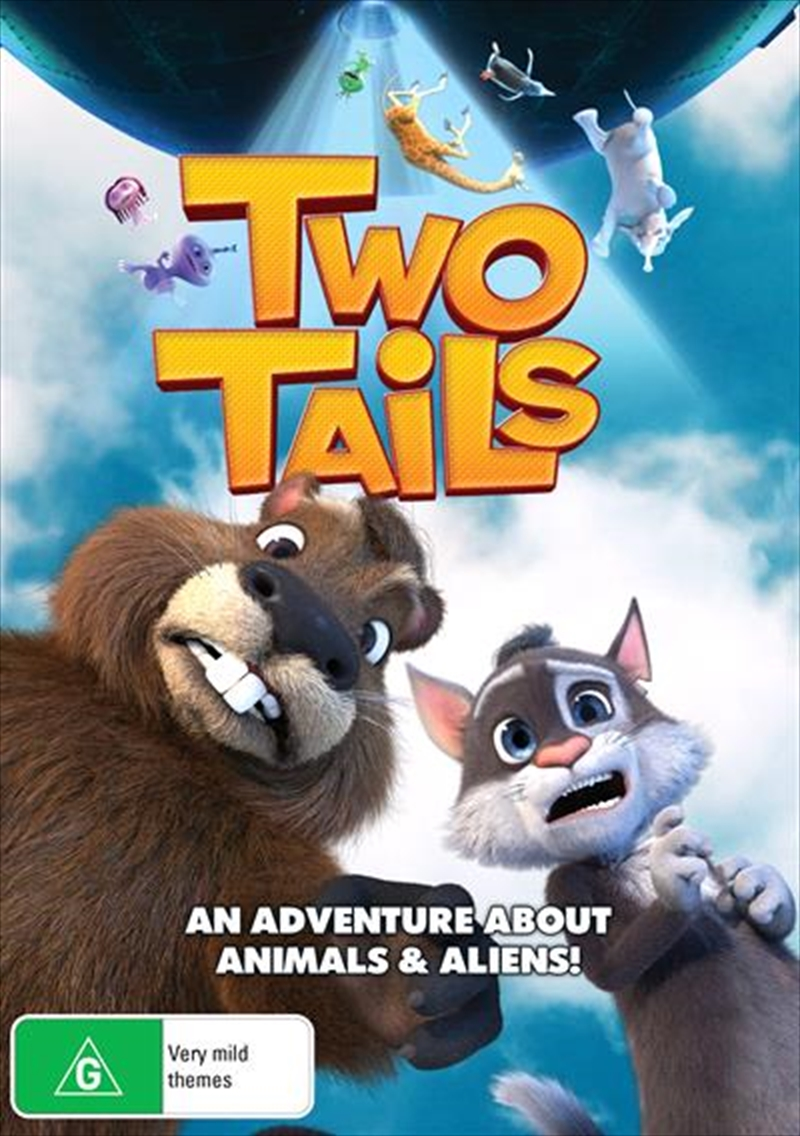 Two Tails   DVD