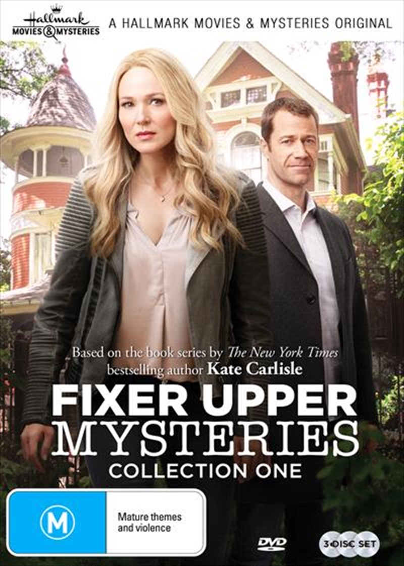 Fixer Upper Mysteries - Collection 1, The | DVD