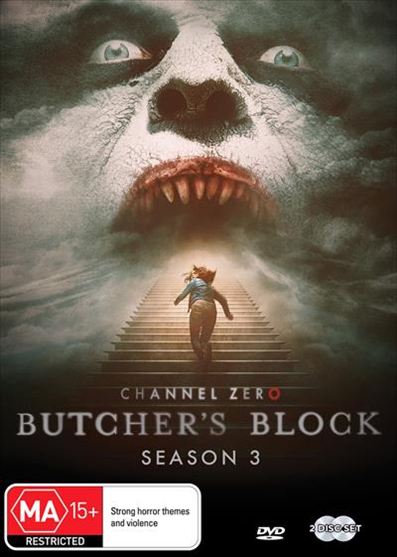 Channel Zero - Butcher's Block - Season 3 | DVD