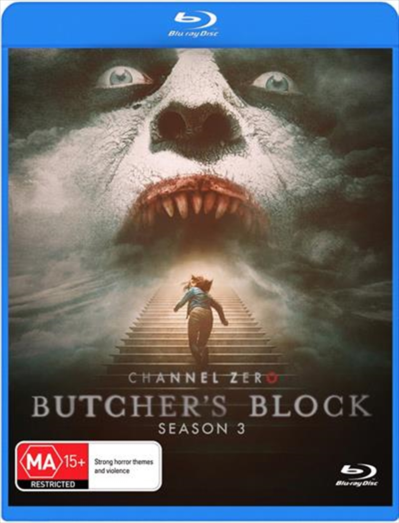 Channel Zero - Butcher's Block - Season 3 | Blu-ray