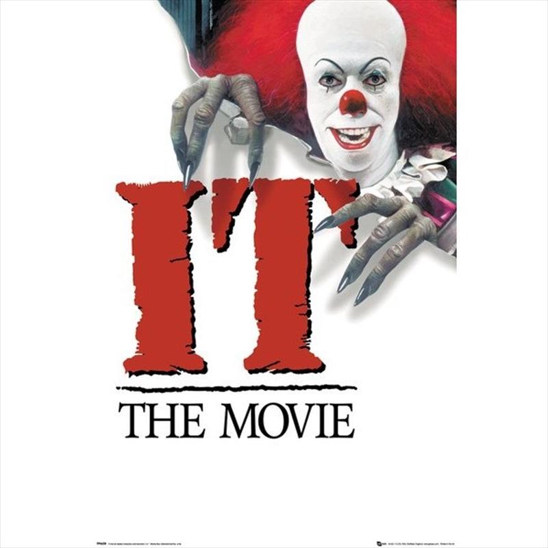 IT Film 1990 Key Art | Merchandise