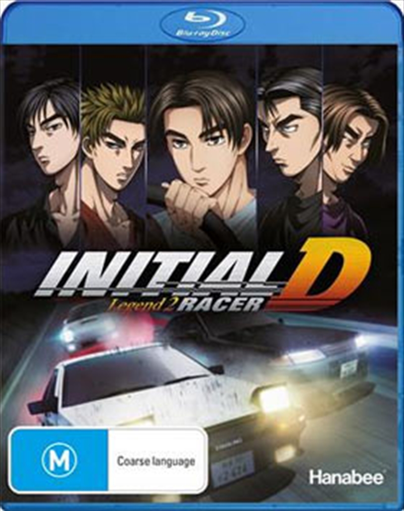 Initial D Legend 2 Racer | Blu-ray