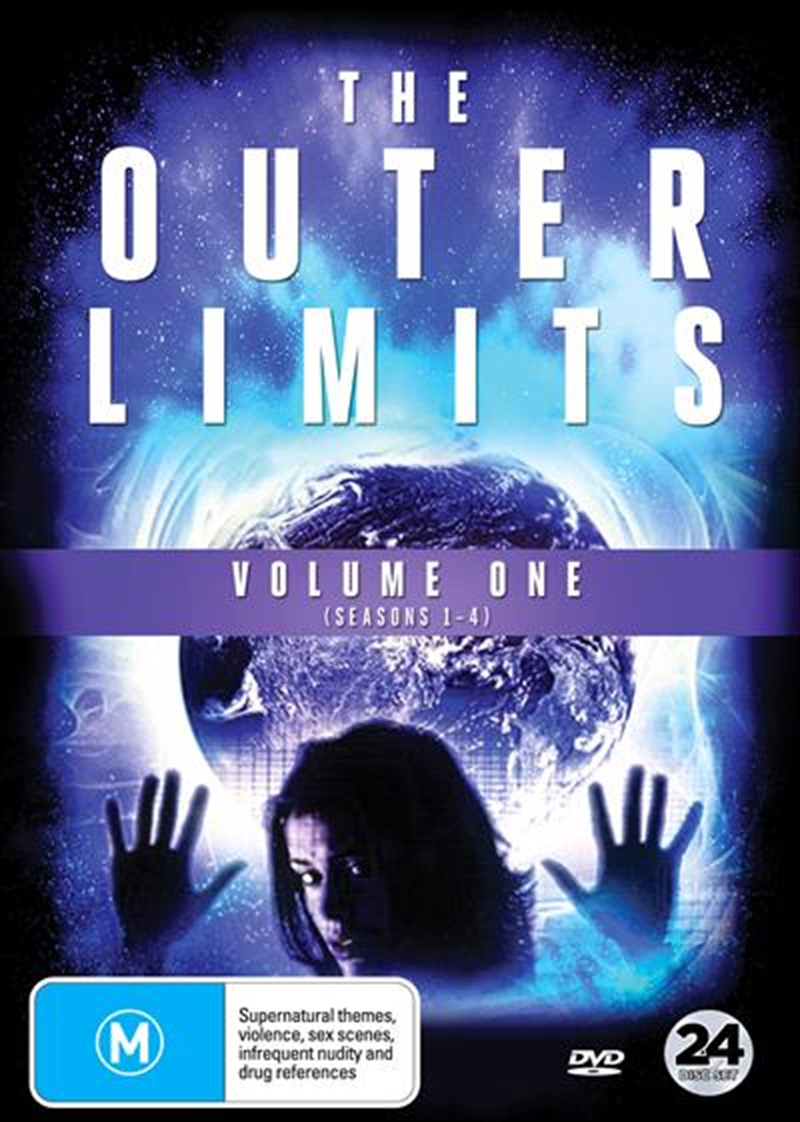 Outer Limits - Season 1-4 - Vol 1, The | DVD