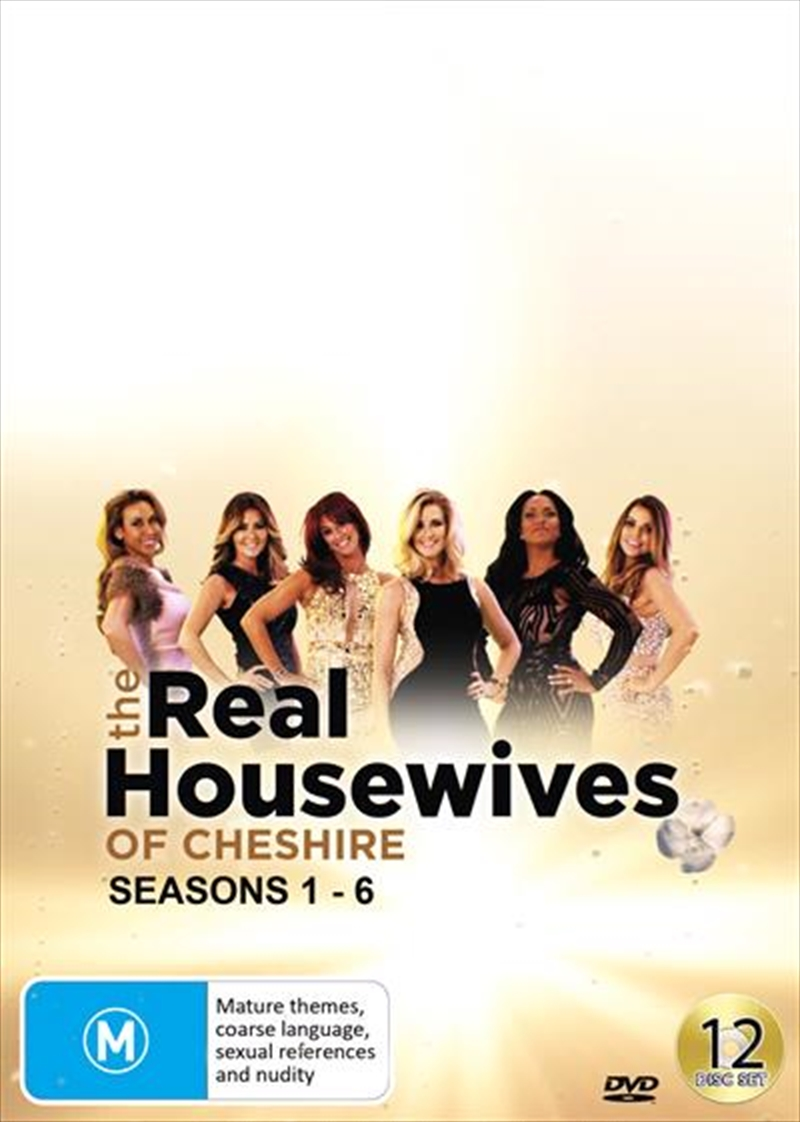 Real Housewives Of Cheshire - Season 1-6, The | DVD