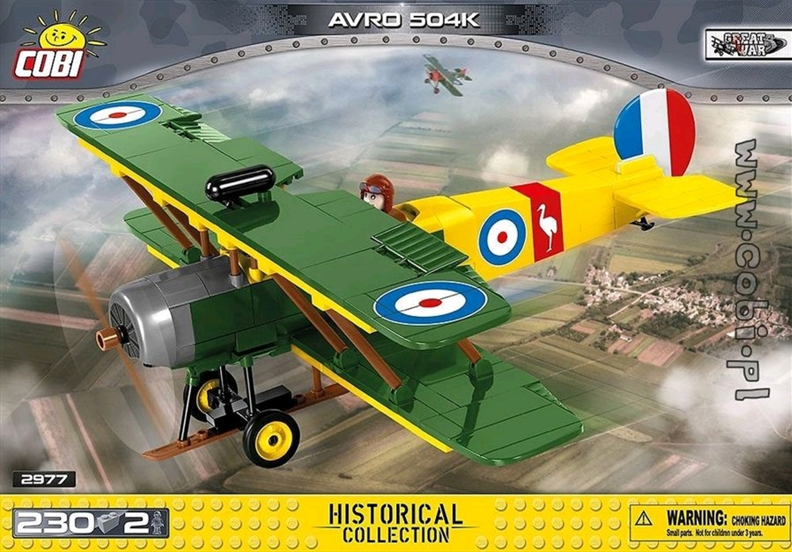 Small Army - Avro 504K | Miscellaneous