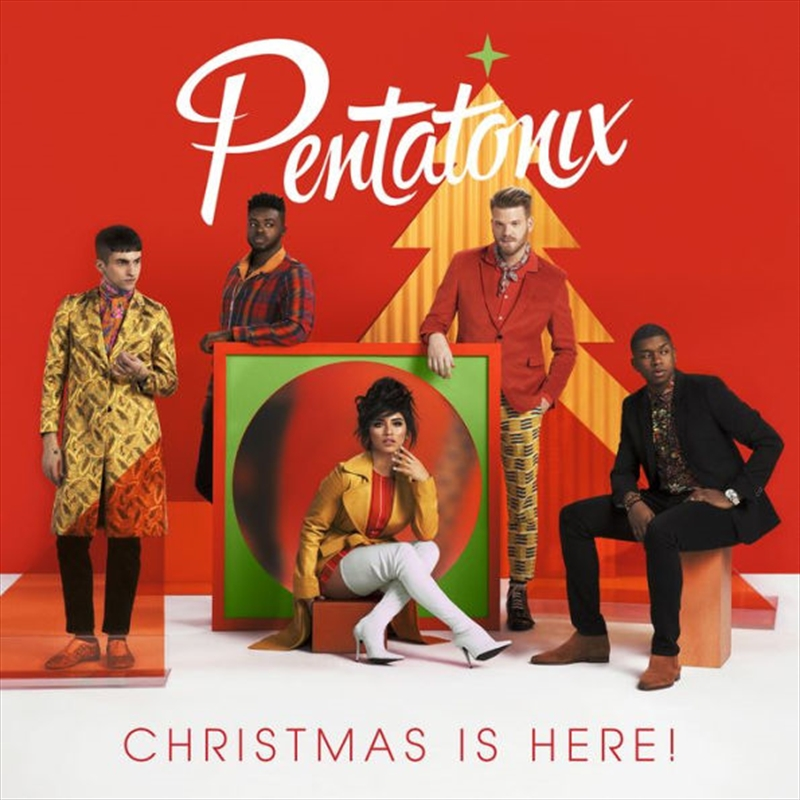 Christmas Is Here | CD