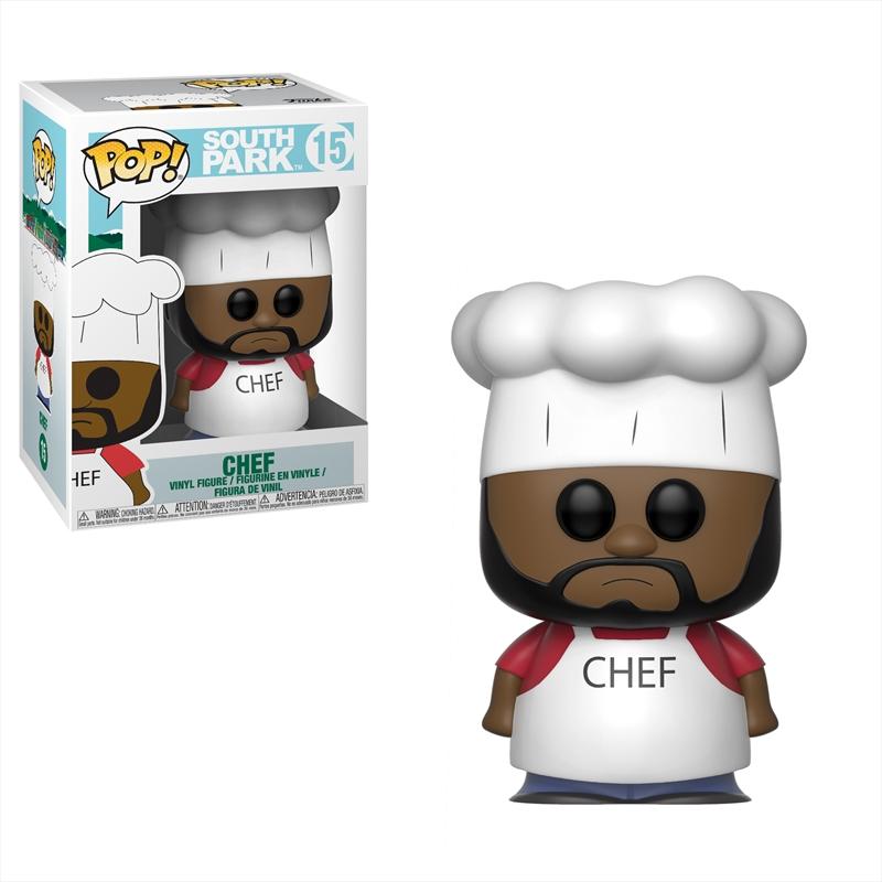 South Park - Chef Pop! | Pop Vinyl