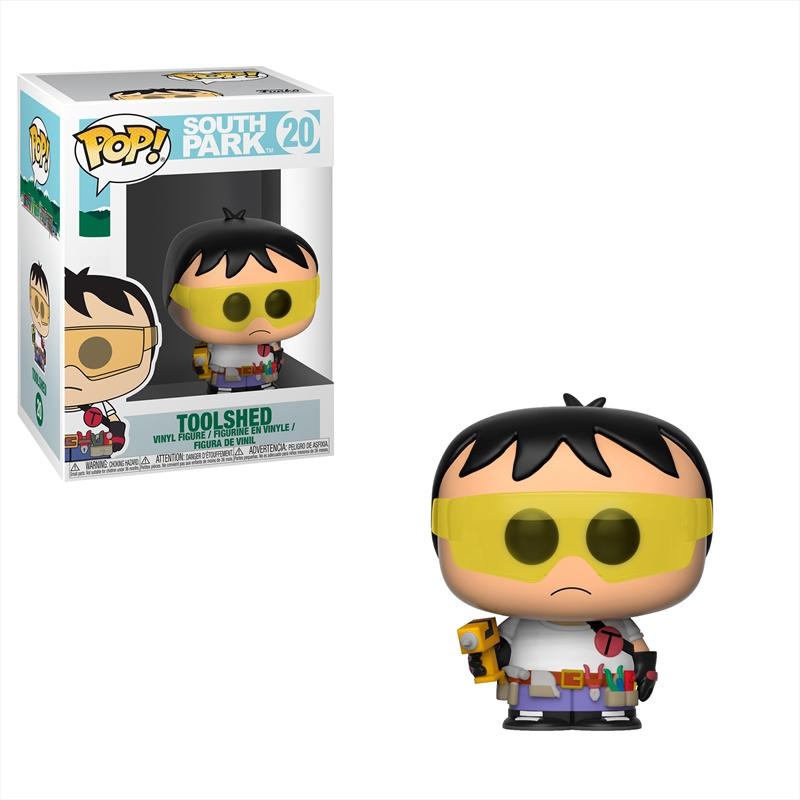 South Park - Toolshed Pop!   Pop Vinyl
