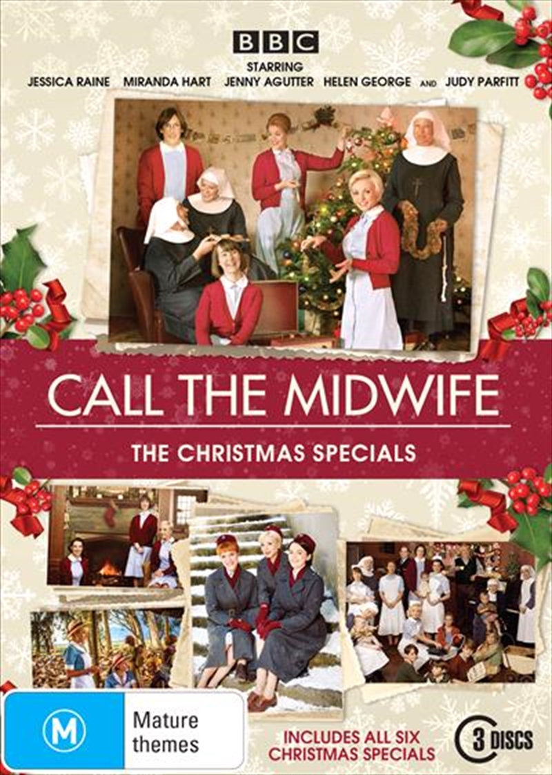 Call The Midwife | Christmas Specials | DVD