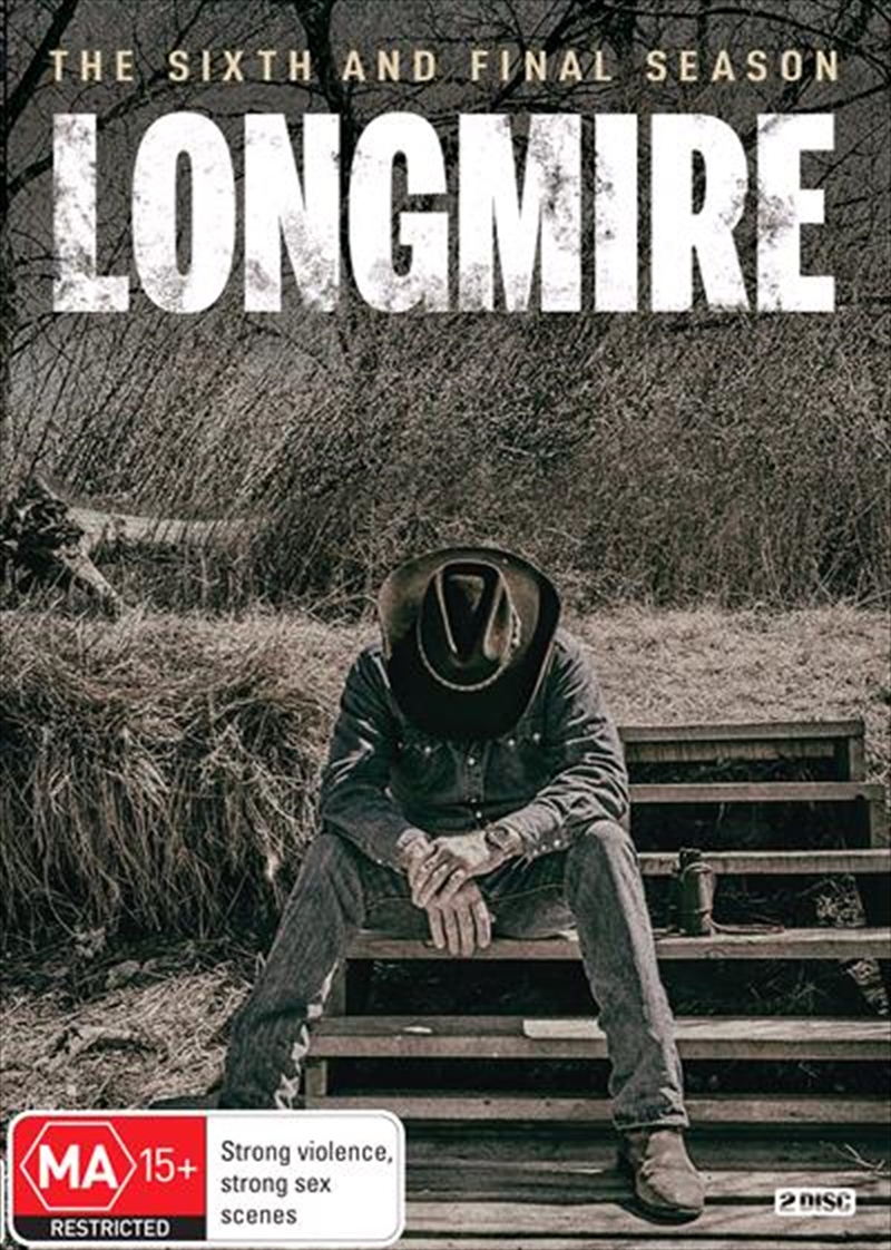 Buy Longmire - Season 6 On DVD