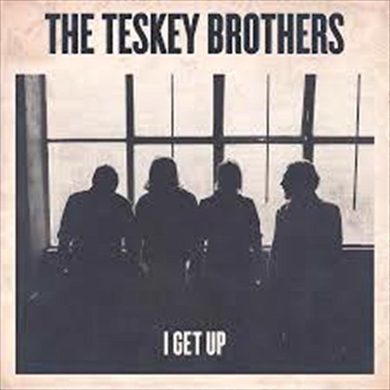 I Get Up | Vinyl