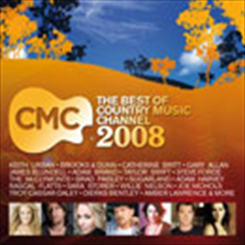 Best Of Country Music Channel Compilation CD
