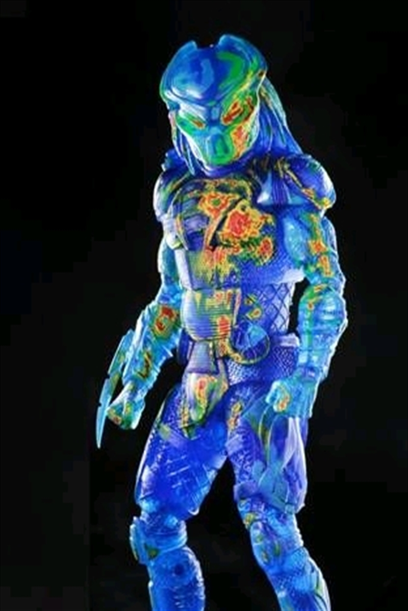 "The Predator - 7"" Thermal Vision Fugitive Action Figure 