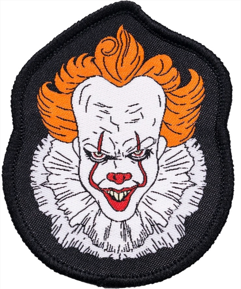 It (2017) - Pennywise Face Patch | Merchandise