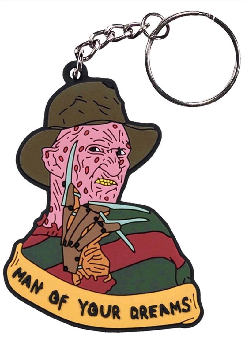 A Nightmare on Elm Street - Freddy Krueger PVC Keychain | Accessories