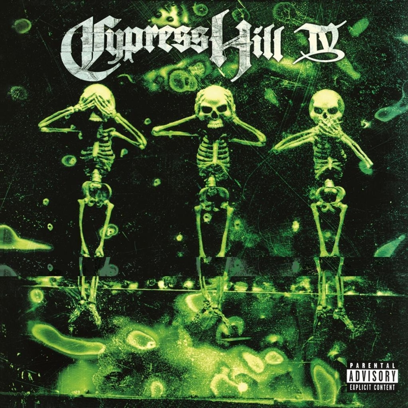 Cypress Hill - IV - Gold Series | CD