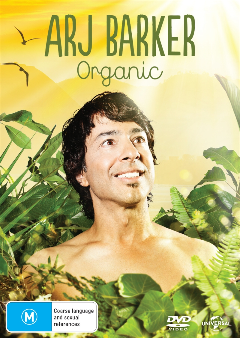 Arj Barker - Organic | DVD